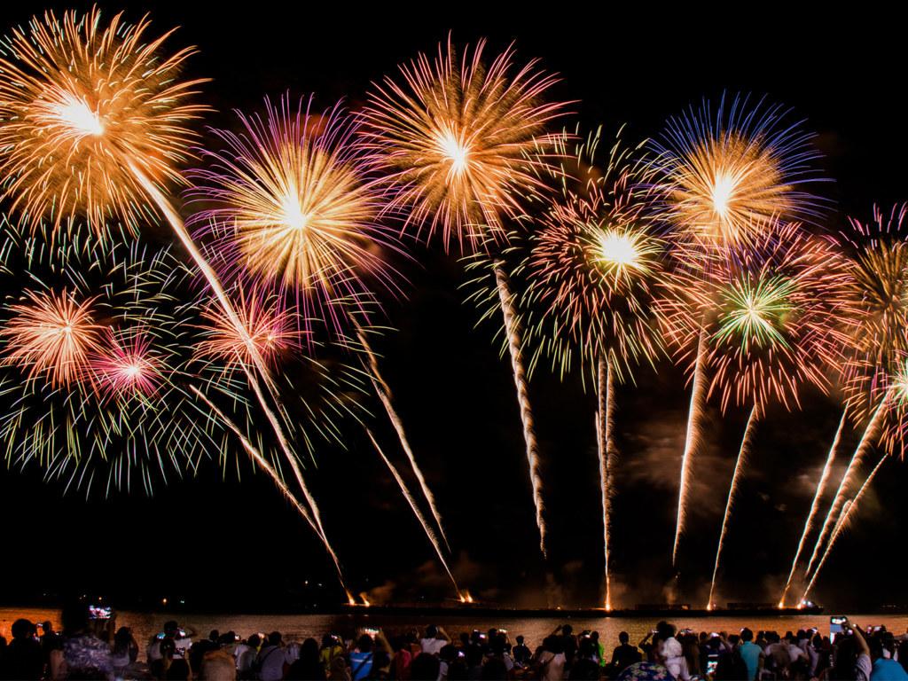 Oléron Location- évènement - Fête du 14 juillet